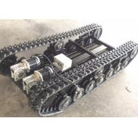 Buy cheap Durable Rubber Track Undercarriage 2000mm X 1410mm X 410mm Dp-qdhm-148 product