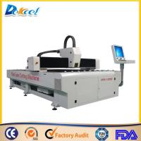 Buy cheap Intelligent Fiber Metal Sample Cutting Solution Machine Ipg/Raycus Laser 500W/1000W product