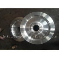 Buy cheap Customized Hardness 34CrNiMo6 Forged Gear Blank Ring Quenching and Tempering For Wind power Gear Box from Wholesalers