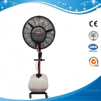China SH650DH-Atomizing cooling spray blower fan Cooling dust removal odor removal anti-static on sale
