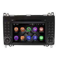 Buy cheap Android 8.0 Mercedes Benz DVD Player With Canbus Rear Camera AUX BT product