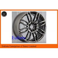 Buy cheap 17 inch 18 inch Aluminum Tuning Wheels With Red Electrophoresis  After Market Wheels product