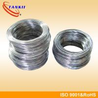 Buy cheap Industrial Furnace 0Cr21Al6Nb Fecral Alloy Resistance Heater Wire from Wholesalers