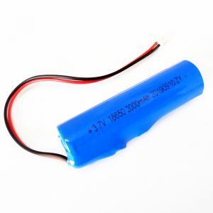 Buy cheap Sumsung Chem 7.4Wh 2000mAH Li Ion 3.7 V Battery product