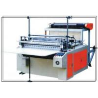 Buy cheap Nonwoven Fabric Sheet Cutting Machine (WQ-500-WQ-1000) product