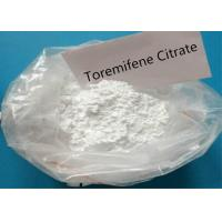 China CAS 89778-27-8 Legal Anabolic Steroid Hormones Powder Toremifene Citrate Fareston on sale