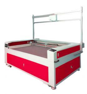 Buy cheap CNC CO2 Laser Cutting Machine Single Head Honeycomb Platform Positioning 150W product
