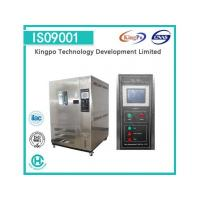Buy cheap Programmable Battery Testing Machine Temperature And Humidity Test Chamber Multi Function product