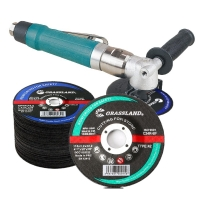 Buy cheap MPA 4-1/2 In X 1/16 In X 7/8 In Angle Grinder Stone Cutting Discs product