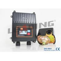 CE Approved Black Water Pump Starter Panel For Single Phase Motor Protection