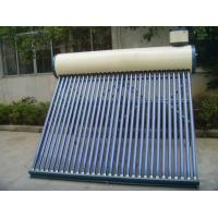 Buy cheap Strong qualified solar water heaters covered with color steel product