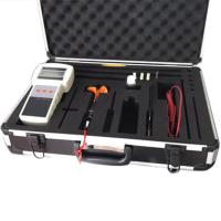 Buy cheap Two Signals Water Flow Speed Meter Propeller Type  For Extensive Speed Measurement Range product