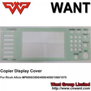 Buy cheap MP6000 MP1060 MP1075 MP3500 MP4000 MP4500 Copier Display Cover compatible For Ricoh Aficio Copier product