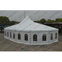 China Special High Peak Tent / Pagoda Tent mixed with Multi-side tent and Church Windows for Exihibition&Festival Celebration on sale