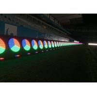 Buy cheap Static Scan DIP HD football Stadium Perimeter LED Display Easy Maintaining product