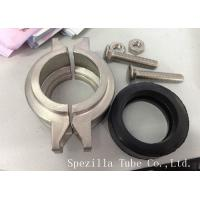 Buy cheap ASTM A270 Sanitary Stainless Steel Pipe Fittings Connectors TP 304 316L from Wholesalers