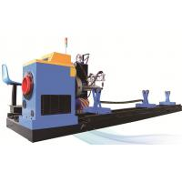 5 Axis Controlled CNC Tube Cutter , Carbon Steel CNC Plasma Pipe Cutter