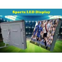 Buy cheap Great waterproof P16 Outdoor Full Color LED Screen For Football Advertising Boards product