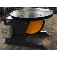 Buy cheap welding positioner ,Batch Production Elbow Welding Positioner With VFD Speed Control product