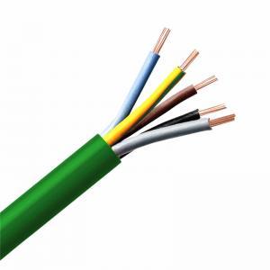 Buy cheap 0.6/1kv XLPE LS0H Rz1 K LV Power Cable Flexible Halogen Free Cable product