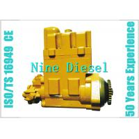 Buy cheap E366D C9 Engine High Pressure Diesel Pump , Caterpillar Fuel Injection Pump product