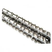 Buy cheap PVC Extruder Nitriding Extruder Feed Screw 38CrMoAIA Material Customized Size product