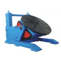 Buy cheap Frequency Control Standard Welding Positioner Series For Tank / Pressure Vessel product