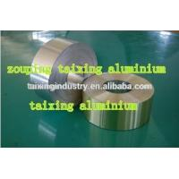 Buy cheap 8011 Aluminium Coil Both Sides Clear Lacquer For Flip Off Seals product
