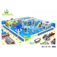 Pre - School Jumping Indoor Playground , Large Inside Playground For Kids
