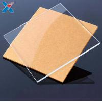 Buy cheap High Transparency Acrylic Gifts Cards Invitation Box Polycarbonate Sheet Plastic Glass product