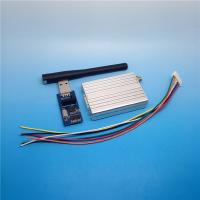 China 100mW Industrial RF module SV612 433.92 wireless rf fsk gfsk transmitter and receiver module on sale