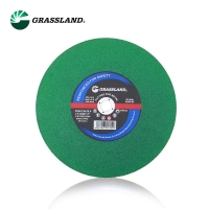 Buy cheap MPA Metal 355mm 14 Inch Resin Green Cutting Disc product