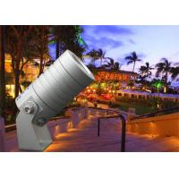 Buy cheap Outdoor Waterproof LED Garden Spotlight With High Power Cree LED DC12 - 24V AC120 - 240V product