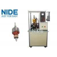 Buy cheap Copper Wire Commutator Fusing Machine from wholesalers