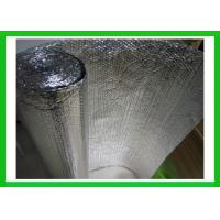 Buy cheap Single Bubble Foil Insulation , Waterproof aluminium foil roof insulation Roll from Wholesalers