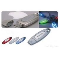 China Logo Shining Usb Stick on sale