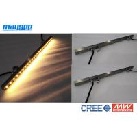 Buy cheap RGB 3 In 1 Linear LED Wall Washer Lighting Fixtures With Stainless Steel 316 Housing product