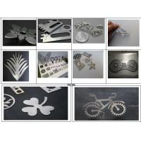 Buy cheap Sheet Metal Stainless Steel Fiber Laser Cutting Machine 1000W High Precision product