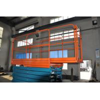 1000Kg shopping mall mobile elevated lift platform , 3Kw*2 for maintenance, construction work