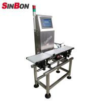 Buy cheap SINBON High Speed Check Weigher checkweigher conveyor scale product