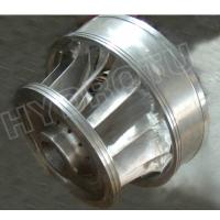 China Horizontal Shaft Francis Turbine Runner with 0Cr13Ni4Mo stainless steel material on sale