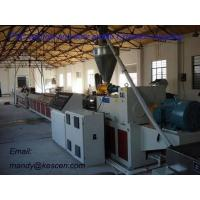 pvc window and door frame  machine