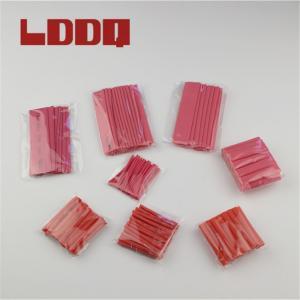 China High standard red heat shrink tube insulation heat shrinkable assortment on sale