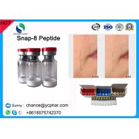 Buy cheap 99% Purity Cosmetic Snap-8 Peptide/ Acetyl Octapeptide-3 Peptide For Anti-wrinkles With 5mg/vial 868844-74-0 product