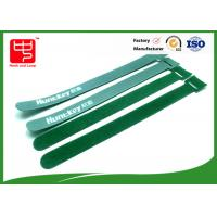 Buy cheap Fashionable elegant Green hook and loop tie fastener Strap 16*180mm product