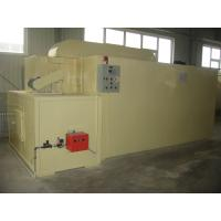 Buy cheap Gas-Fired Powder Coating Oven , Box Type Furnace Oven Chamber Of Galvanized Steel product