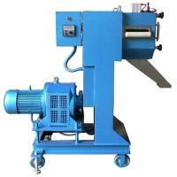 Buy cheap Low Noise Plastic Pellet Extruder Machine / Granulation Equipments For Waste Filament Cutting System product