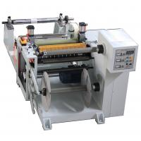 Buy cheap Roll Foam Tape, Paper Label, Film Automatic Slitting Rewinding Machine max width 650mm product