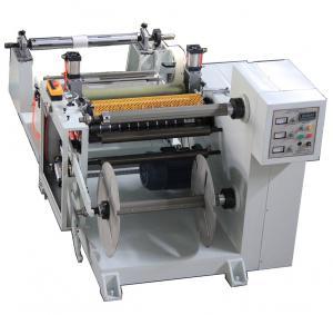China Roll Foam Tape, Paper Label, Film Automatic Slitting Rewinding Machine max width 650mm on sale