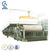 Buy cheap 3750 twin wires multi-dryer paper machine,for paper machinery. product